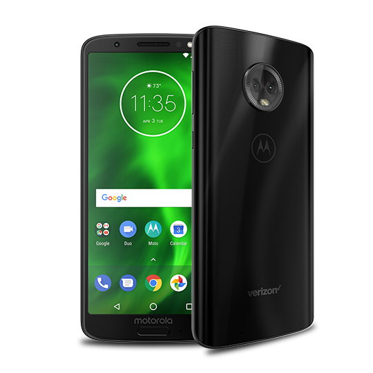 moto g6 cell phone